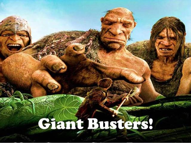 Giant Busters!